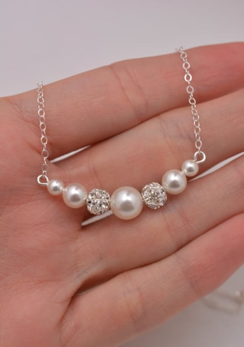 Pearl Necklaces For Brides