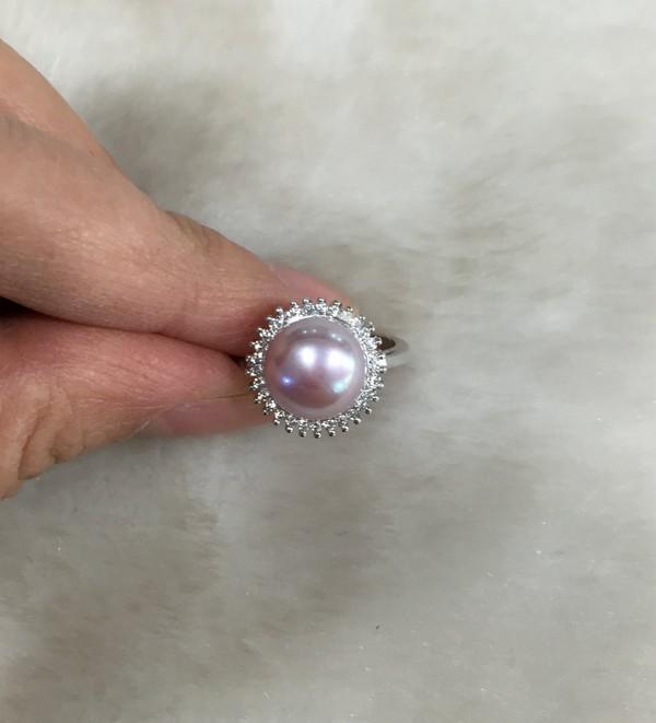 Pearl Ring Design