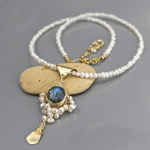 Pictures Of Pearl Jewellery
