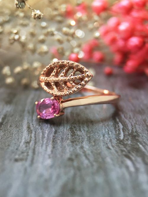 Pink Gold Engagement Rings Cartier