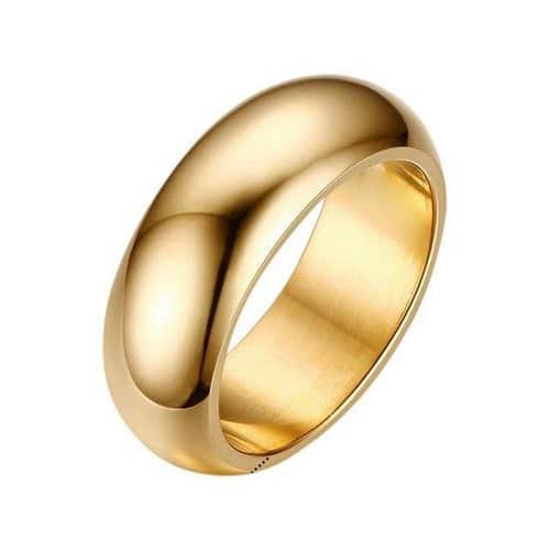 Platinum Couple Rings