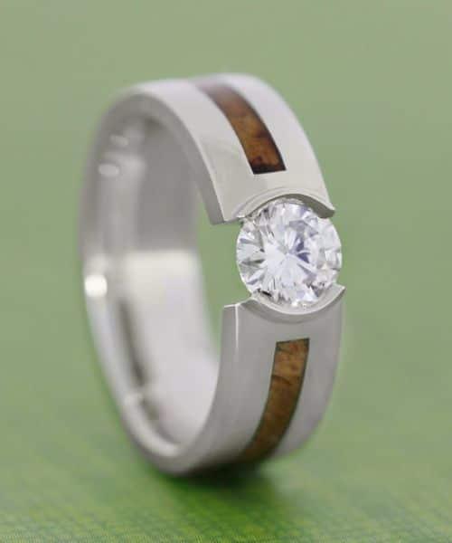 Platinum Engagement Rings For Women