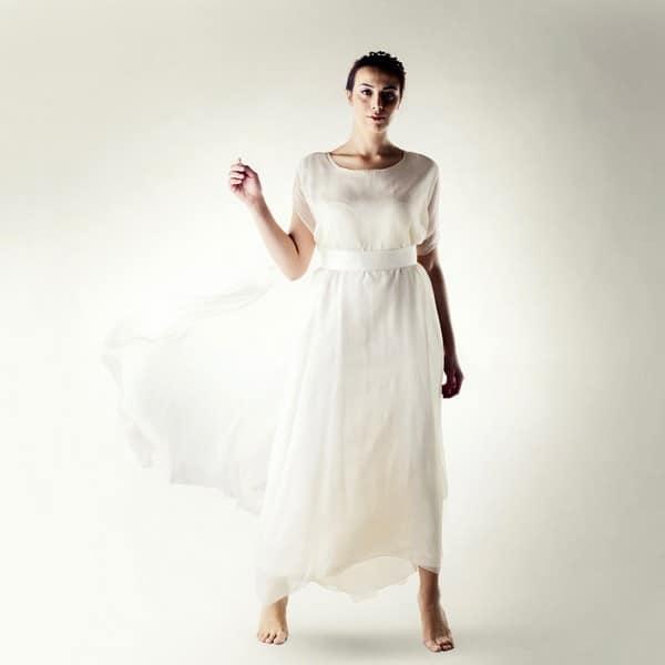 Plus Size Short Wedding Dress