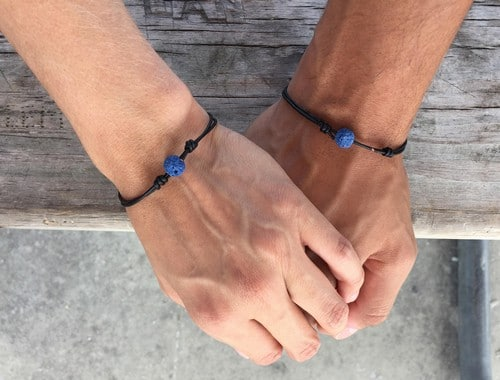 Promise Bracelets For Couples