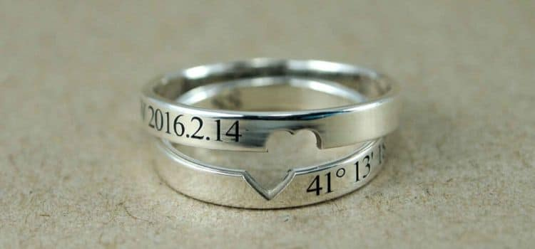 promise ring for couples