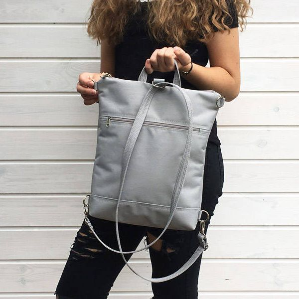Quirky Mini Backpack
