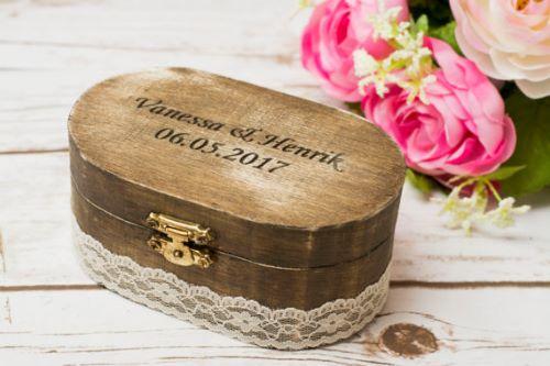 Ring Holder Wedding Gift