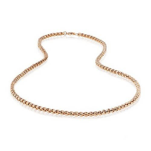 Rose Gold Chain Necklaces