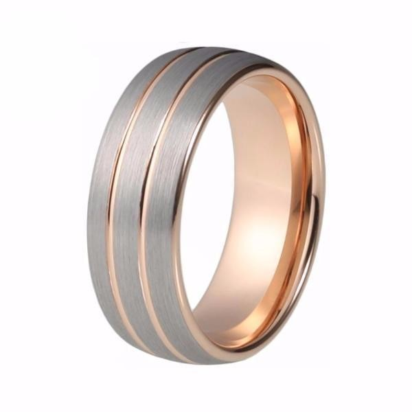 Rose Gold Engagement Rings Cheap