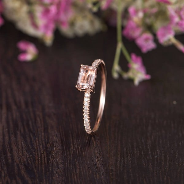 Rose Gold Engagement Rings Zales