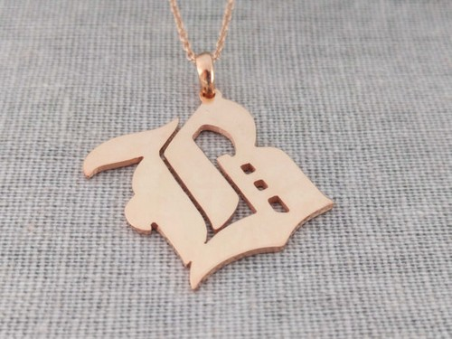 Rose Gold Necklaces And Pendants