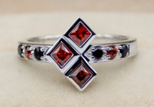 Ruby Ring Band