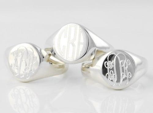 Signet Ring History