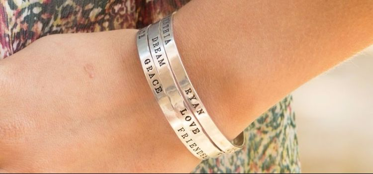 silver bangles 1
