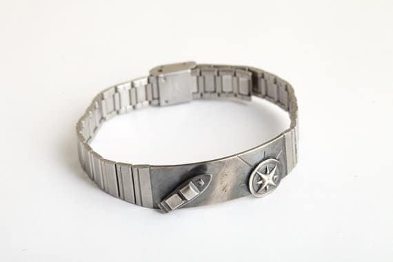 Silver Bracelets For Men Online