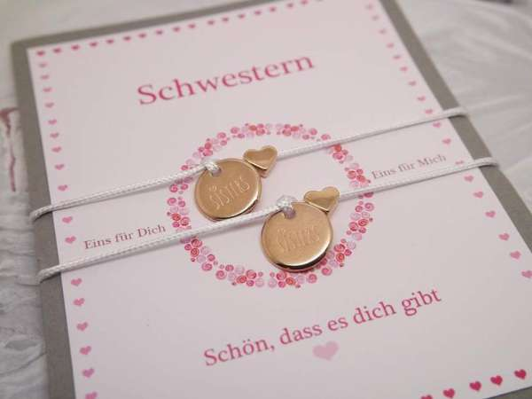 Love Sisters Bracelet Set