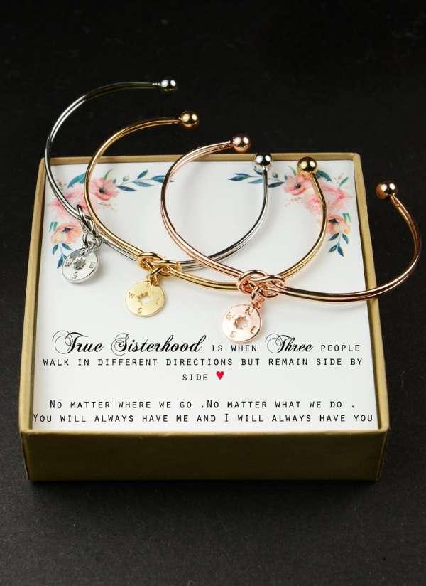 Sister Gift Sister Bracelet