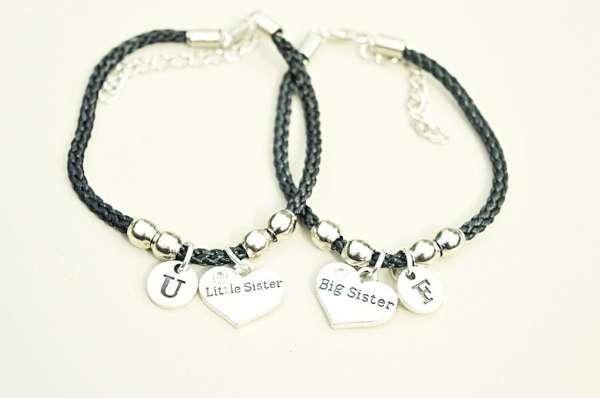 Sister Bracelets