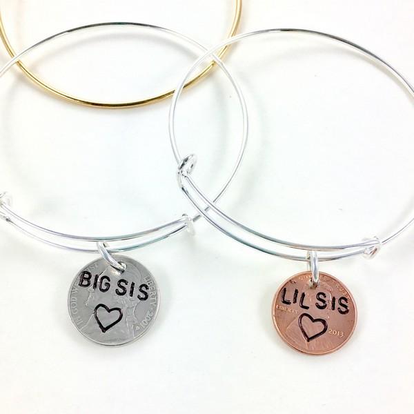 Sister Bracelets For 4