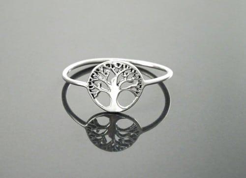 Sterling Silver Rings Online
