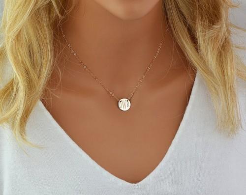 Swarovski Rose Gold Necklaces