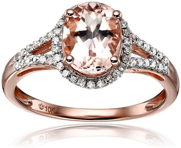 Tacori Rose Gold Engagement Rings