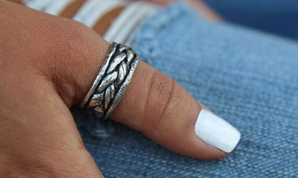 Thumb Rings for Individuality