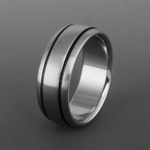 Titanium Engagement Rings For Women Her