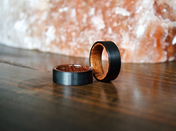 Tungsten Carbide Rings For Her