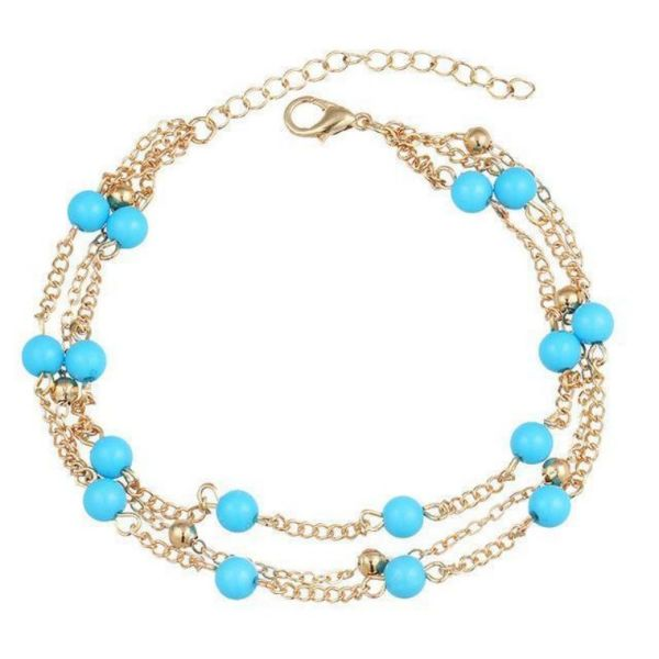 Turquoise And Gold Jewelry