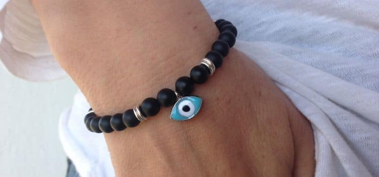 unique evil eye bracelet