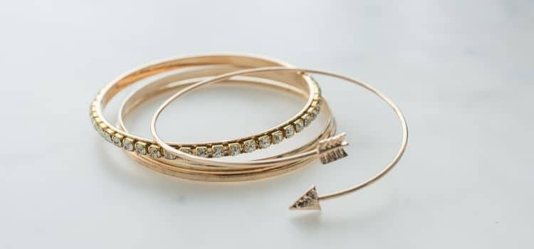 unique gold bracelet for women
