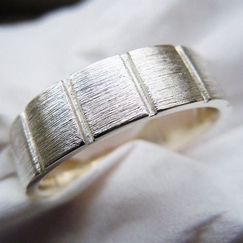 Unique Mens Ring To Perfection Wedding Bands Gold