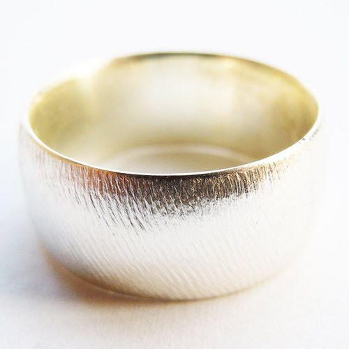 Unique Mens Ring To Perfection Wedding Bands Titanium