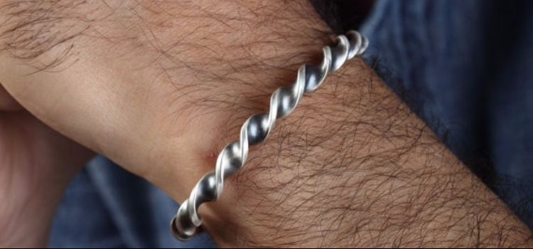 unusual sterling silver bracelets for men 1