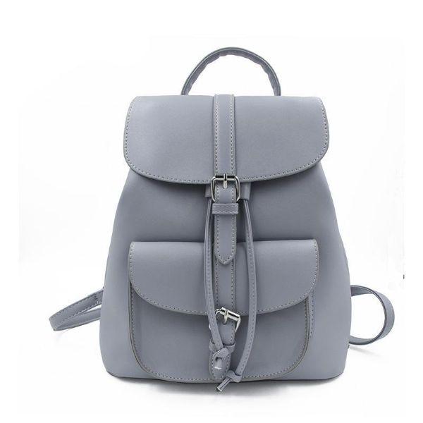 Vegan Mini Backpack