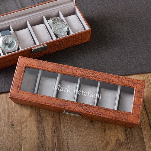 Watch Jewelry Box For Men