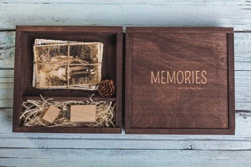 Wedding Photo Box Heirloom