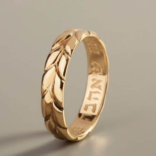 Wedding Rings Engraving Ideas