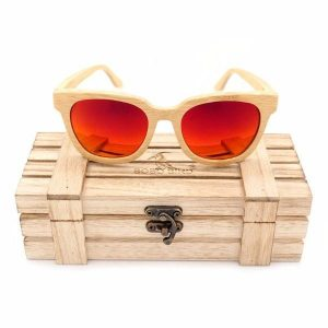 Wood Sunglasses Idaho