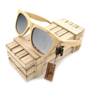 Wood Sunglasses Mens