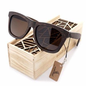 Wood Sunglasses That Float